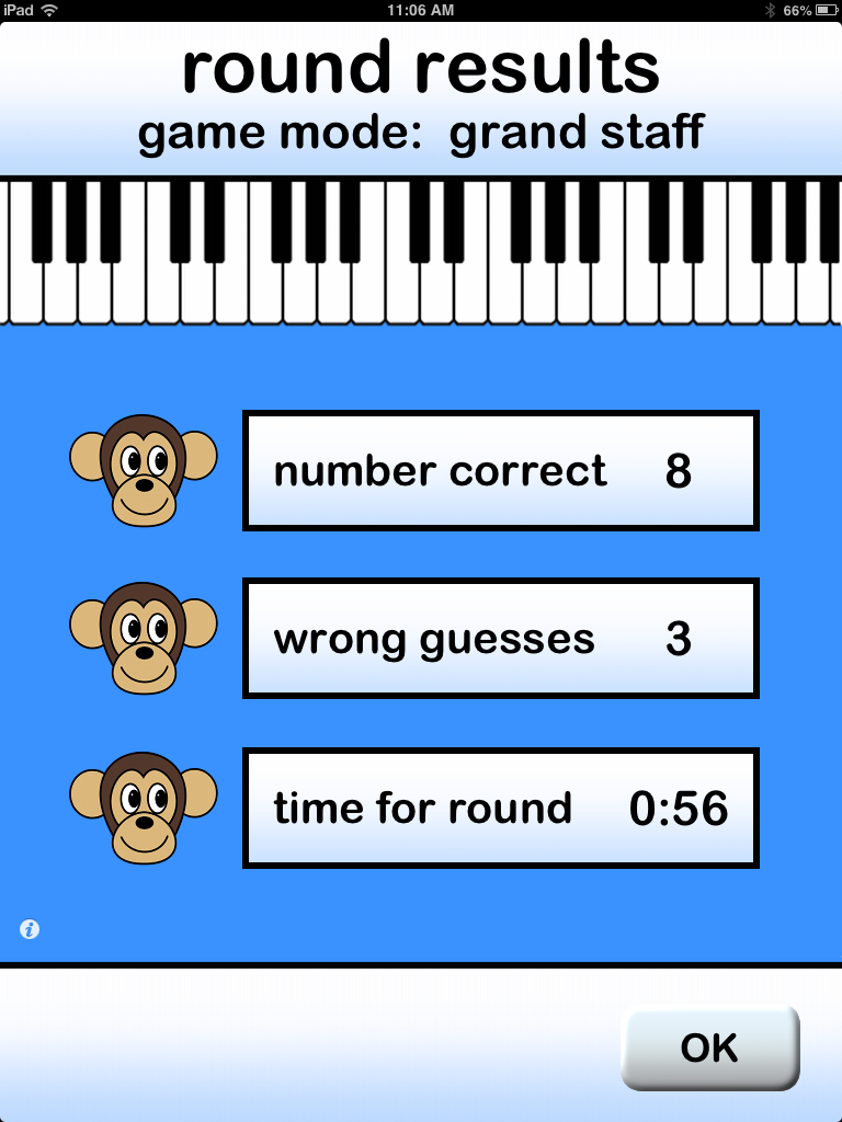 Piano Monkey