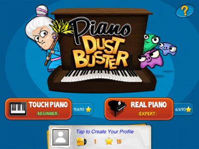 Apps I Love - Dust Buster