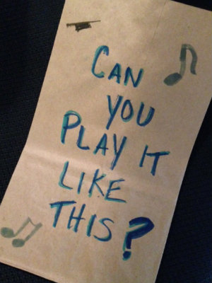 Can You Play It Like This? - Music Therapy Game