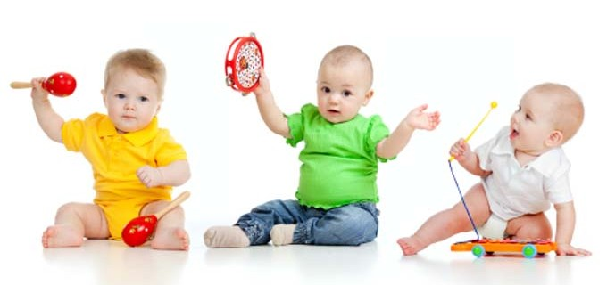 Babies-Playing-Instruments
