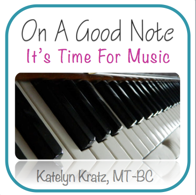 It's Time For Music - A New Greeting Song