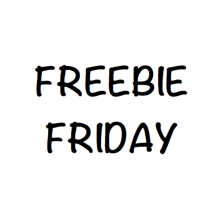 Freebie Friday - 2.7.14