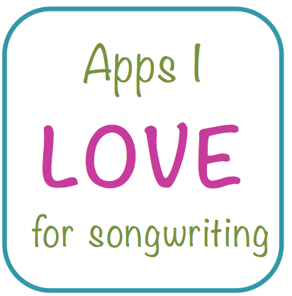 Apps I Love for Songwriting - MOGUL