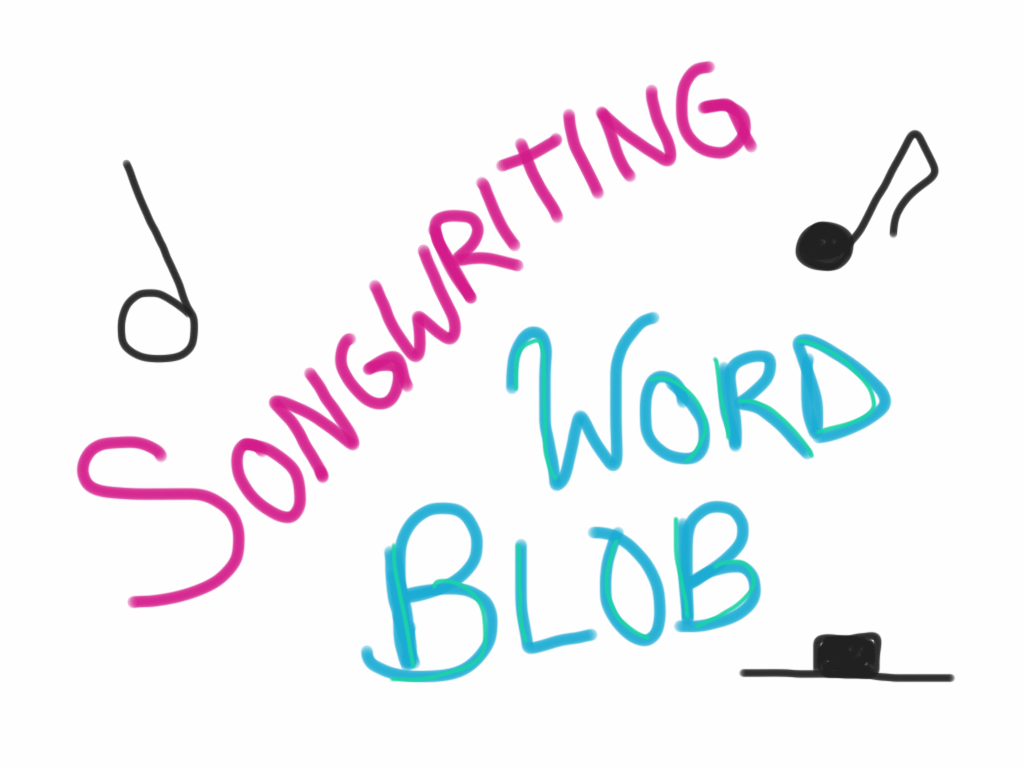 Songwriting - Word Blob Inspiration