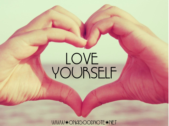LOVE Yourself: A New Blog Series
