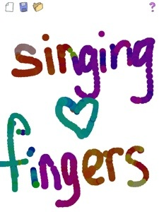 My Favorite Apps - Singing Fingers