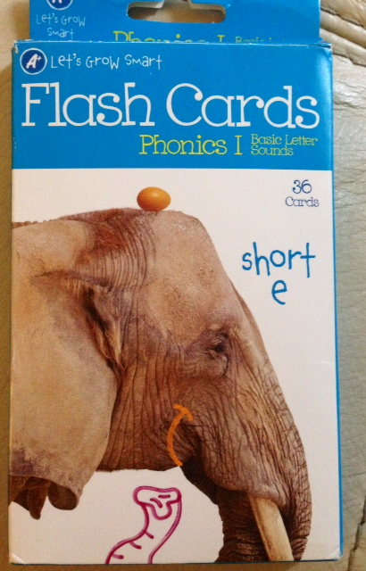 Phonics Flash Card Games and Songs